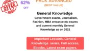 General Knowledge Pack Advanced